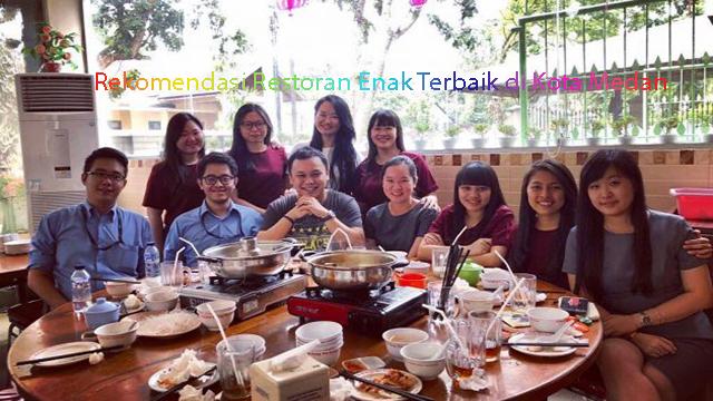 Rekomendasi Restoran Enak Terbaik di Kota Medan