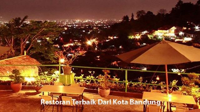 Restoran Terbaik Dari Kota Bandung